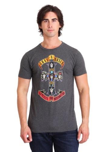 Men's Guns N Roses Appetite for Destruction T-Shirt