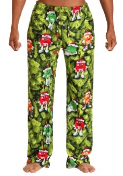 M&M's Christmas Tree Men's Lounge Pants