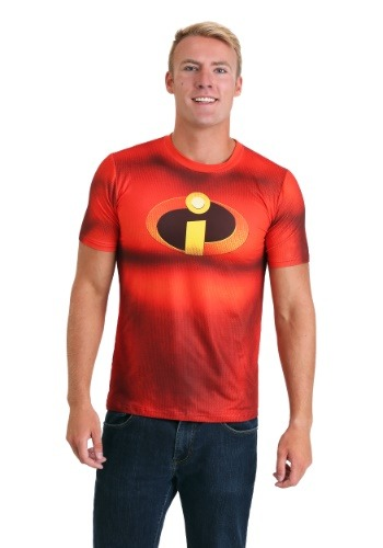 Incredibles Sublimated Mens Costume Tee