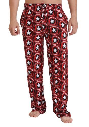 Marvel Captain America Shield Lounge Pants