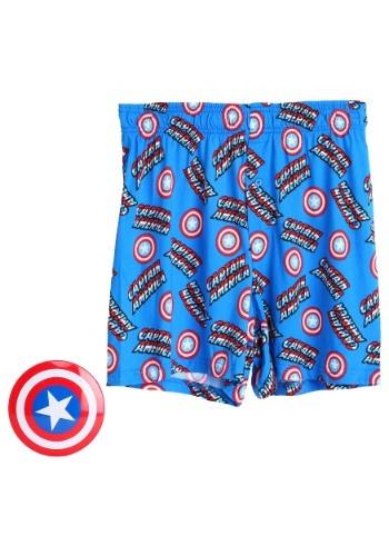 Marvel Captain America Boxer Shorts