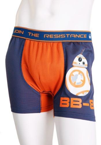 Star Wars BB-8 Mens Boxer Briefs