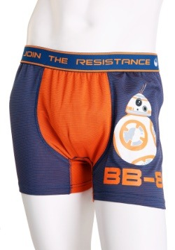 Star Wars BB-8 Mens Boxer Briefs