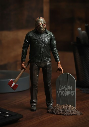 "Friday the 13th 7"" Scale Part 5 Dream Jason Action Figure"
