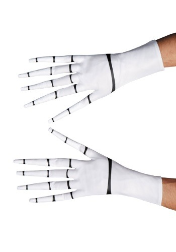 Jack Skellington Adult Gloves