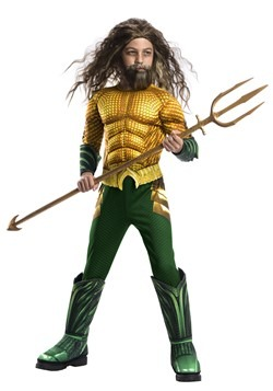 Child Aquaman Costume