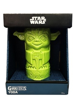 Geeki Tikis Star Wars Yoda Mug