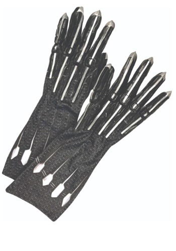 Black Panther Gloves For Adults