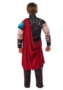 Child Deluxe Gladiator Thor Costume Alt1