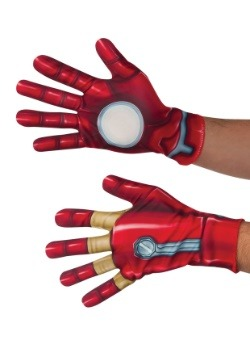 Iron Man Adult Gloves