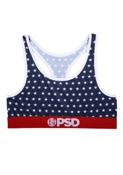 PSD Underwear- USA Women's Sports Bra