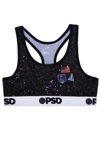 PSD Underwear- Space Camp Women's Sports Bra