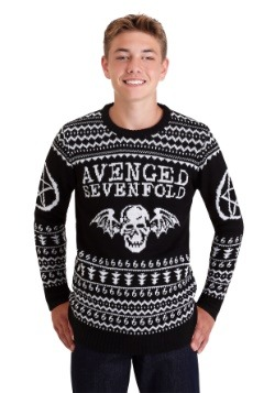 Avenged Sevenfold Ugly Christmas Sweater