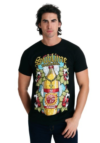 Sublime 40 oz Bottle T-Shirt