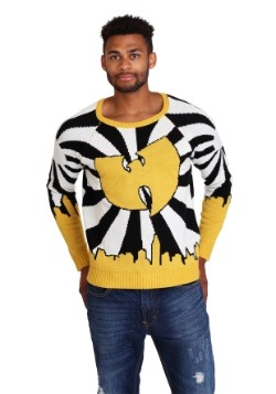 Wu-Tang Clan Logo Ugly Christmas Sweater