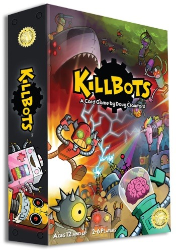 Card Game Killbots