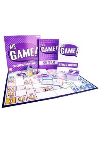 Mr Game! Board Game