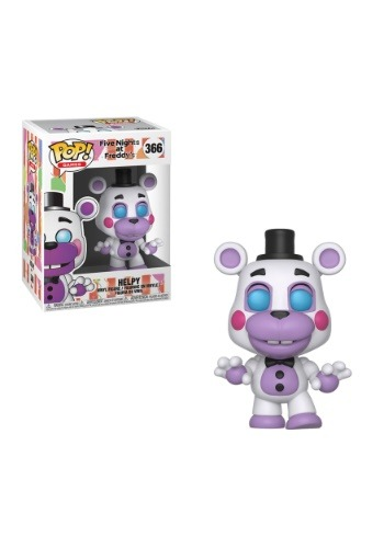 Pop! Games: Five Nights at Freddy's- Helpy
