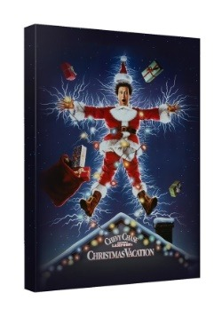 National Lampoon's Christmas Vacation Canvas Wall Décor