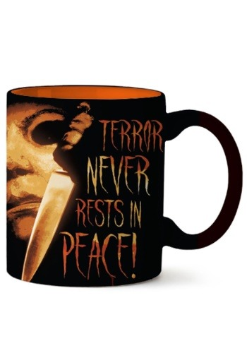 Halloween Michael Myers 20oz Jumbo Ceramic Mug