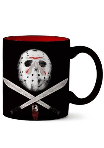 Friday the 13th Jason 20 oz Ceramic Mug