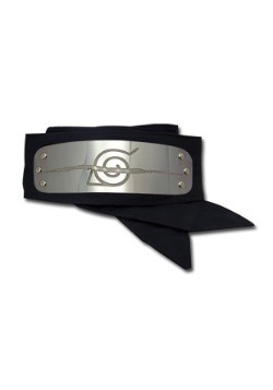Naruto Anti Leaf Village Headband