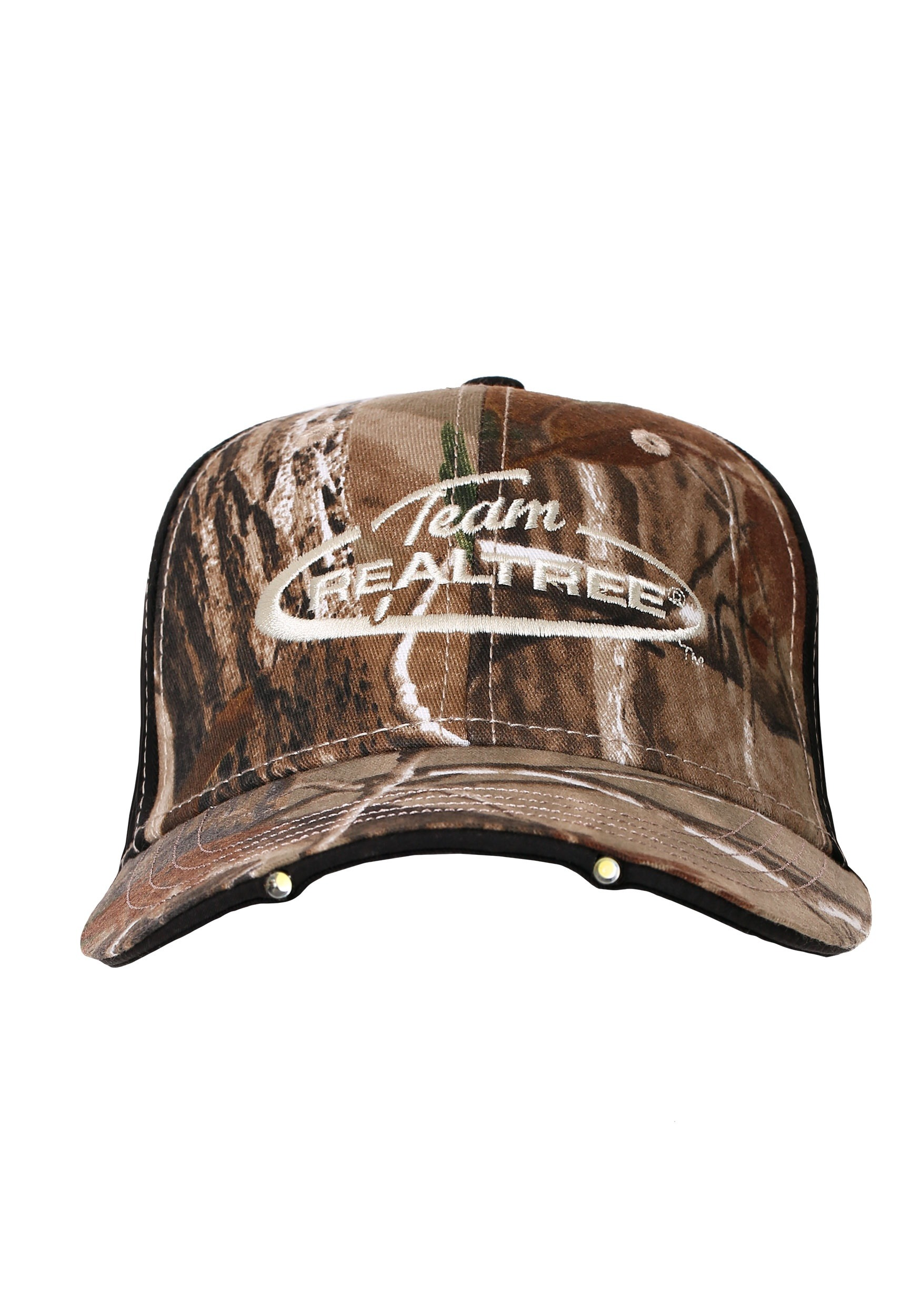 Team Realtree Camo Hat with LED Lights in Visor a51b4358ce8