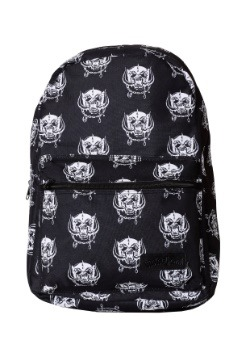 Motorhead Allover Print Backpack