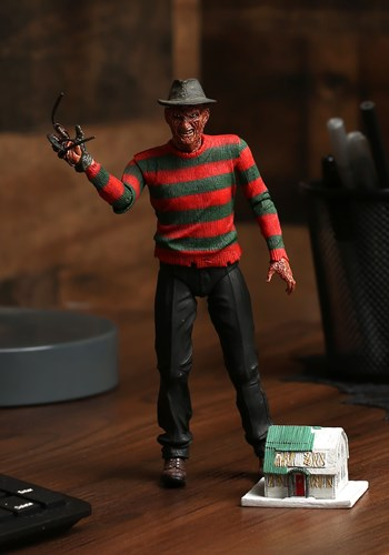"7"" Nightmare on Elm Street Action Figure - Ultimate"