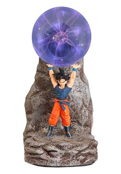 Dragon Ball Z Goku Spirit Bomb Plasma Lamp