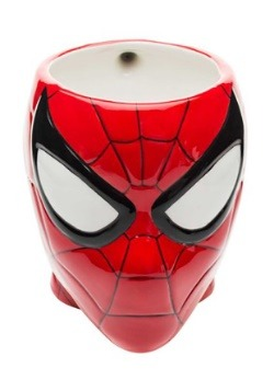 Marvel Comics Spider-Man Ceramic Sculpted Mug