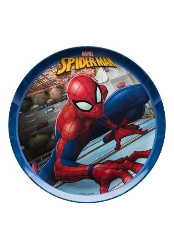 Spiderman Classic 10in Melamine Plate