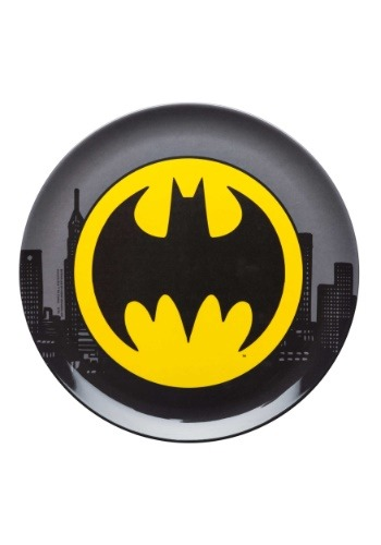 Batman 10in Melamine Plate