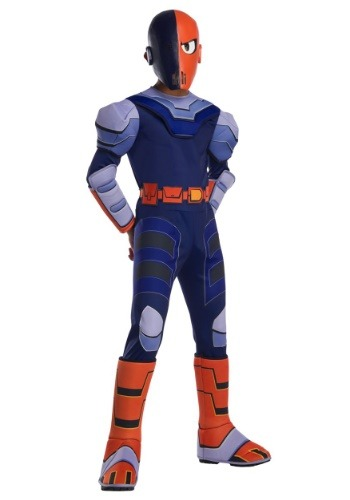 Kids Teen Titan Slade Costume