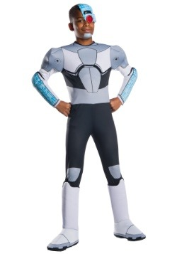 Boy's Teen Titans Cyborg Costume