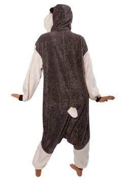 Hedgehog Kigurumi Costume Back