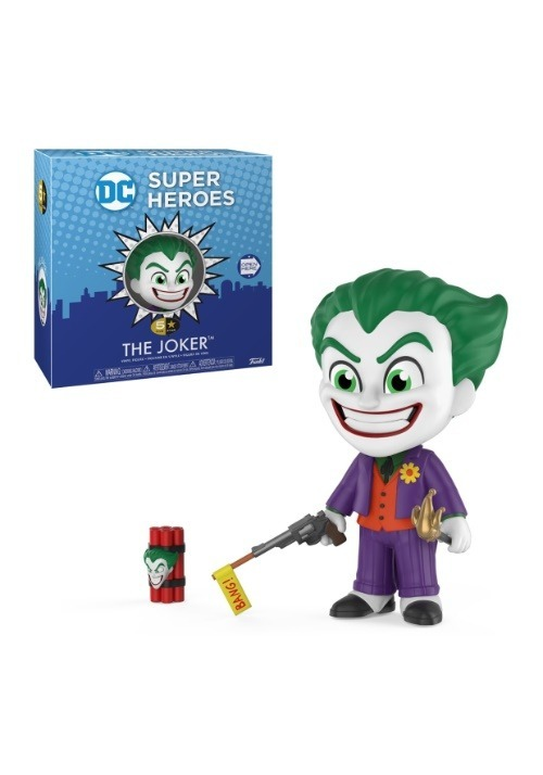 5 Star: DC Classic- The Joker