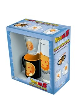 3 Piece Drinkware Dragon Ball Z Gift Set