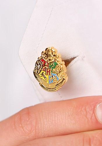 Hogwarts Crest Cufflinks