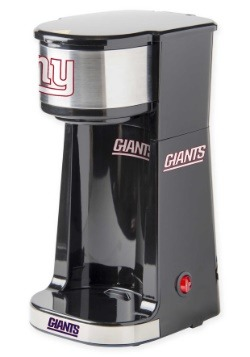 New York Giants Single Serving Coffee Maker