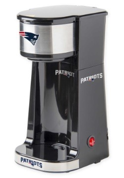 New England Patriots Single Serving Coffee Maker