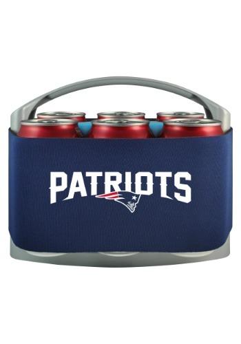 New England Patriots Cool 6 Cooler