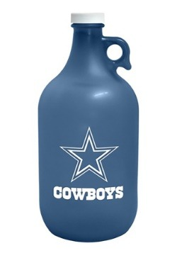Dallas Cowboys Color Frosted 64oz Growler