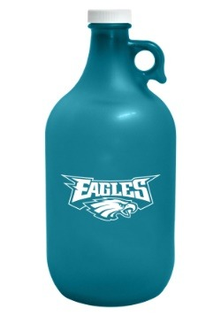 Philadelphia Eagles Color Frosted 64oz Growler