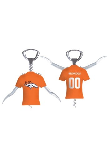 Denver Broncos Winged Bottle Opener