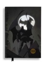 BATMAN DC COMICS BATSIGNAL NOTEBOOK W/LIGHT