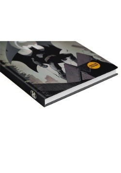 BATMAN DC COMICS BATSIGNAL NOTEBOOK W/LIGHT 4