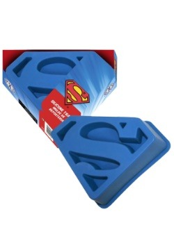 SUPERMAN DC COMICS LOGO SILICONE BAKING TRAY