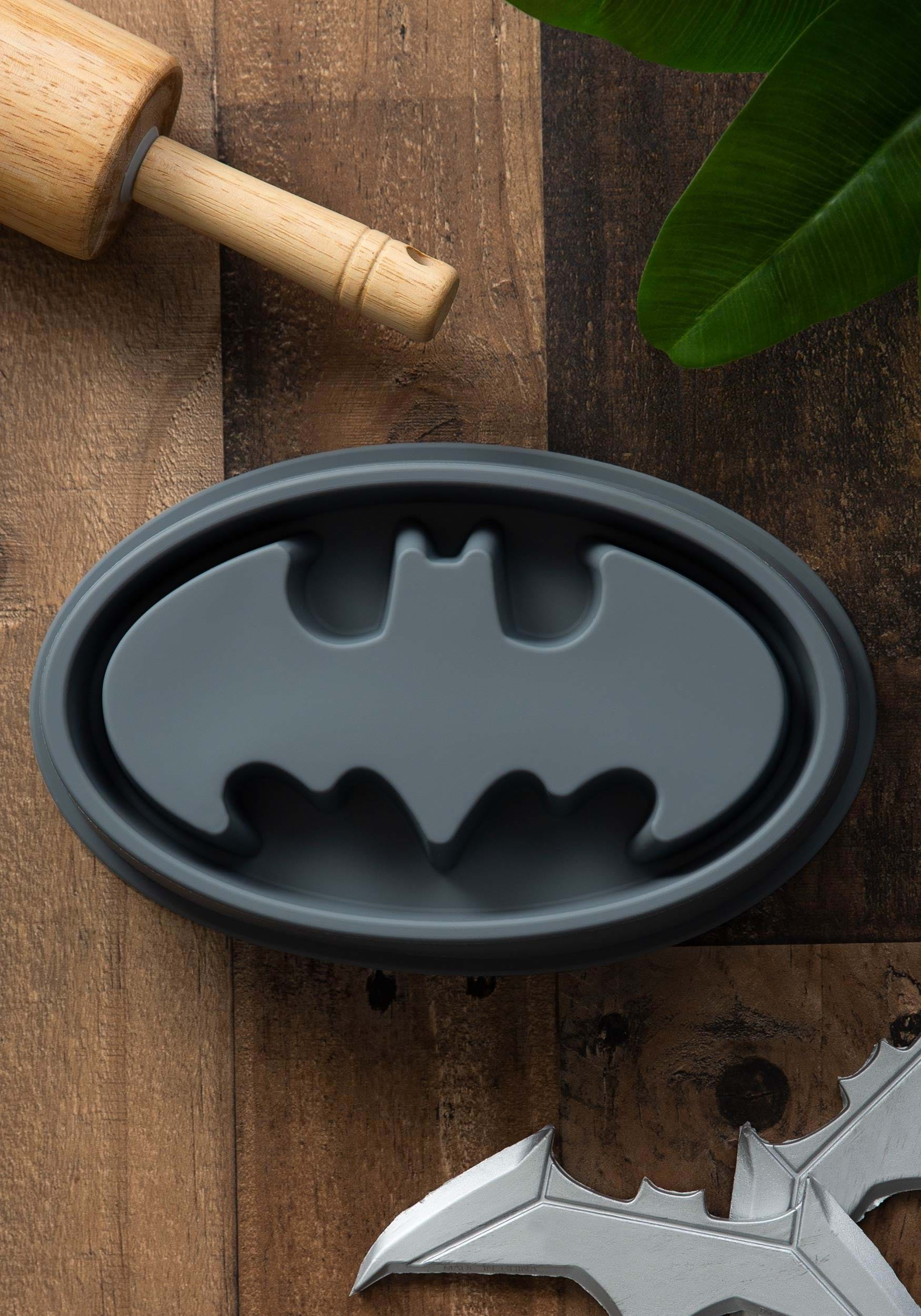 Batman Logo DC Comics Silicone Cooking Tray