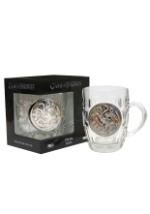 TARGARYEN GAME OF THRONES CRYSTAL STEIN WITH METAL
